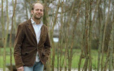 De tuin in 2006 volgens Luc Engelhard (in Dutch)